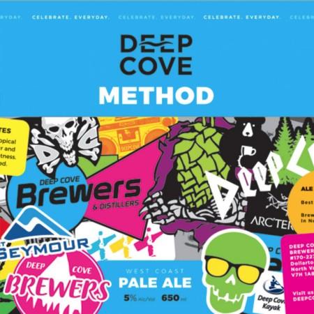 Deep Cove Launches Method Pale Ale