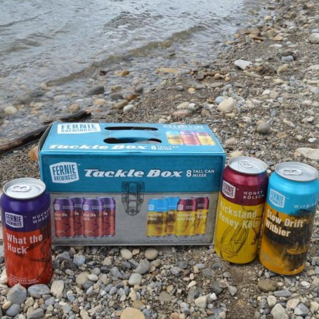 Fernie Brewing Releases Tackle Box Mixer Pack