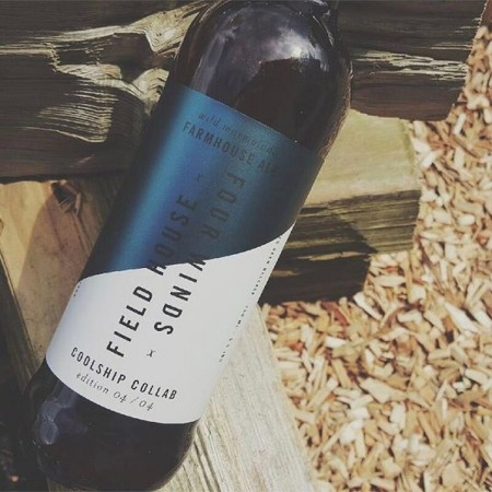 Coolship Collaboration Series Continues with Field House X Four Winds Wild Marmalade Farmhouse Ale
