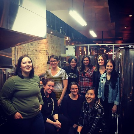 Folly Brewpub Releases International Women's Collaborative Brew Day 2017 Beer