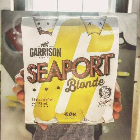 Garrison Brewing Shifting to Cans for Select Brands