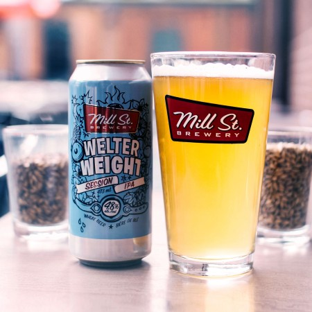 Mill Street Releases Summer Brewpub Sampler & Welter Weight Session IPA