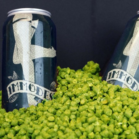 Nickel Brook Immodest Imperial IPA Getting Limited Release at The Beer Store