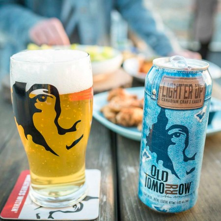 Old Tomorrow Releases Light'er Up Canadian Craft Lager