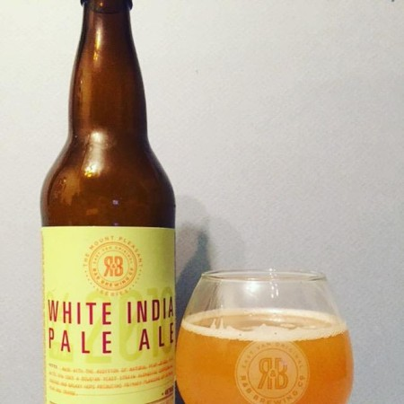 R&B Brewing Mount Pleasant Series Continues with Return of White India Pale Ale