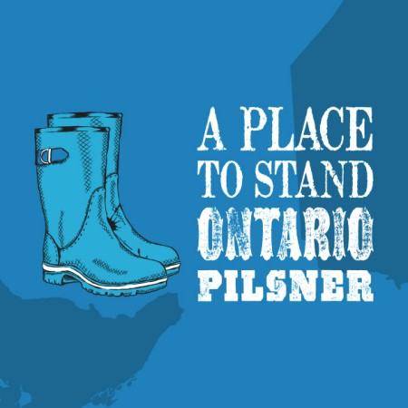 Sawdust City & Great Lakes Release A Place to Stand Ontario Pilsner