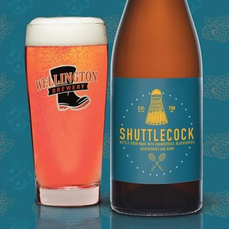 Wellington Releases Shuttlecock Kettle Sour