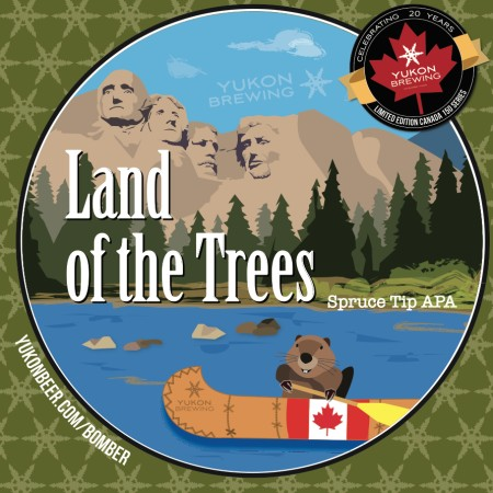 Yukon Brewing 20th Anniversary Series Continues with Land of the Trees Spruce Tip APA