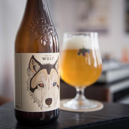 Beau's Brings Back Wag The Wolf Hopfenweisse