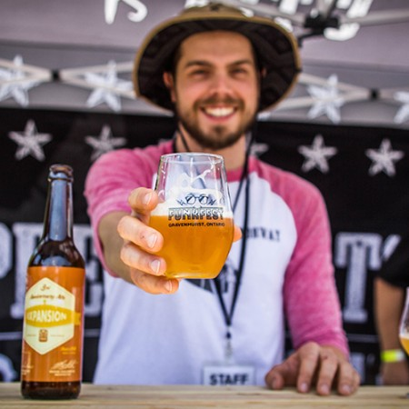 Canadian Beer Festivals – June 28th to July 4th, 2019