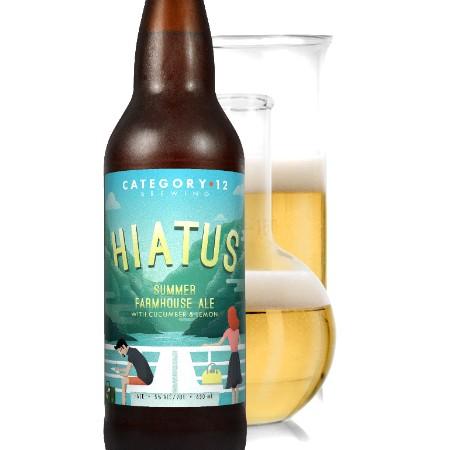 Category 12 Releases Hiatus Summer Farmhouse Ale