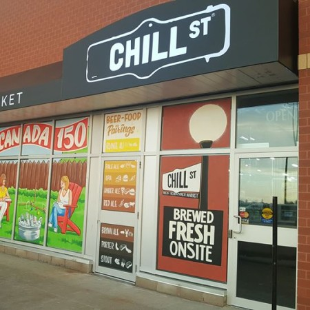 Chill St. Fresh Beer & Cider Market Opening Today in Elmsdale, NS