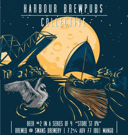 Harbour Brewpubs Collective Releases Store St. IPA