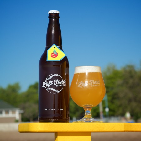 Left Field Releases Bang Bang Dry Hopped Sour