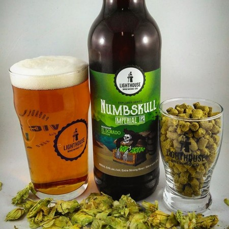 Lighthouse Launches Numbskull Guest Hop IPA Series with El Dorado Edition