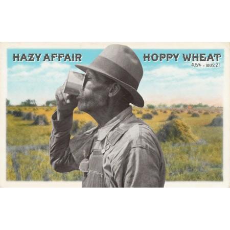 Muddy York Brings Back Hazy Affair Hoppy Wheat