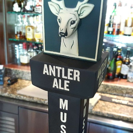 Muskoka Brewery Launches Antler Ale Exclusively at Deerhurst Resort