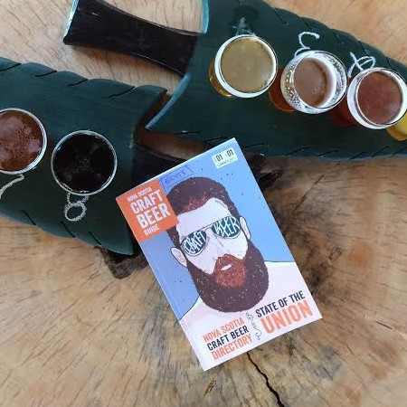 First Issue of Nova Scotia Craft Beer Guide Now Available