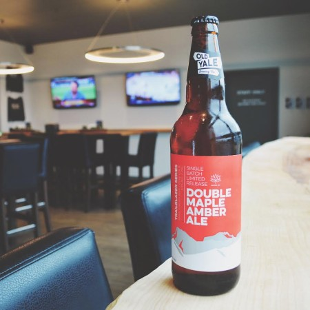 Old Yale Trailblazer Series Continues with Double Maple Amber Ale