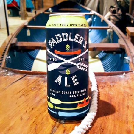 Publican House Releases Paddler's Ale in Support of Canadian Canoe Museum