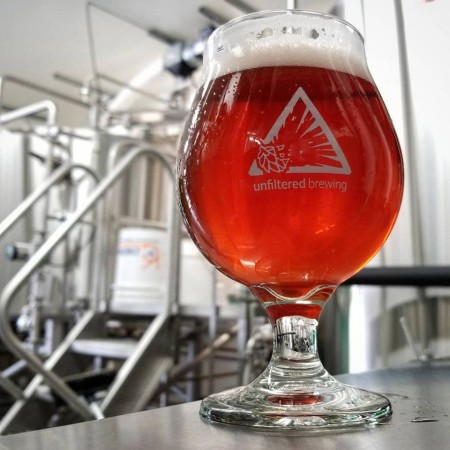 Unfiltered Brewing Releasing Sour M.F. Cherry Wheat