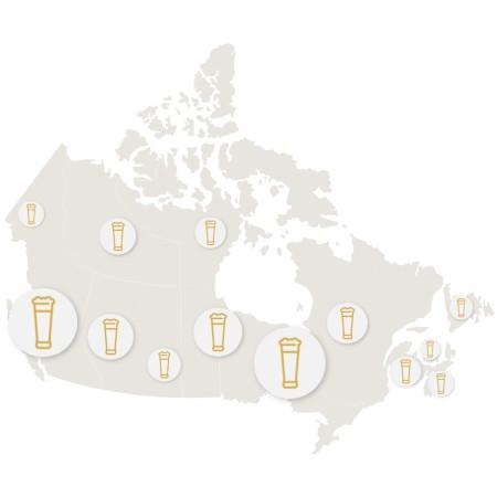 Beer Canada Releases Industry Trends 2017 Report
