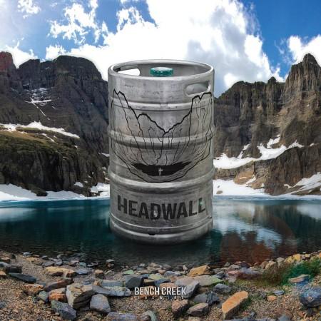 Bench Creek Releases Headwall Dampfbier