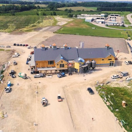Cowbell Brewing Announces August Opening in Blyth, Ontario