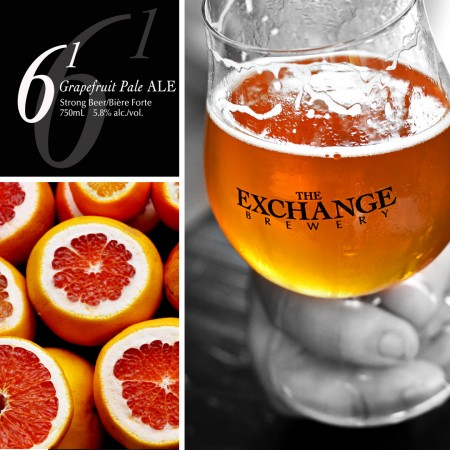 The Exchange Brewery Grapefruit Pale Ale Returning This Weekend