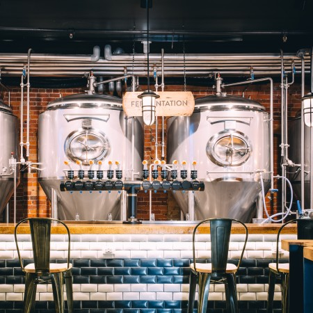 Goose Island Brewhouse Now Open in Toronto