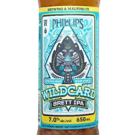 Phillips Releases Wildcard Brett IPA