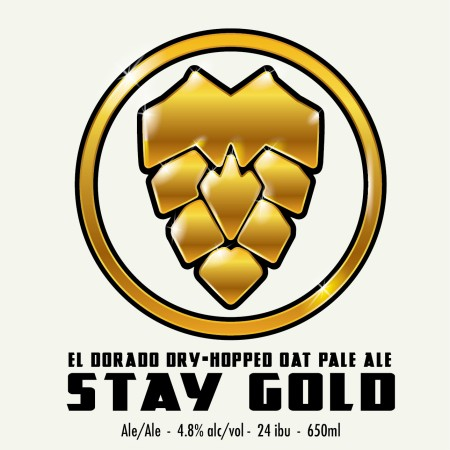 Powell Brewery Releases Stay Gold Oat Pale Ale