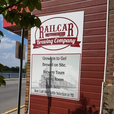 Railcar Brewing Opens New Location in Perth-Andover, NB