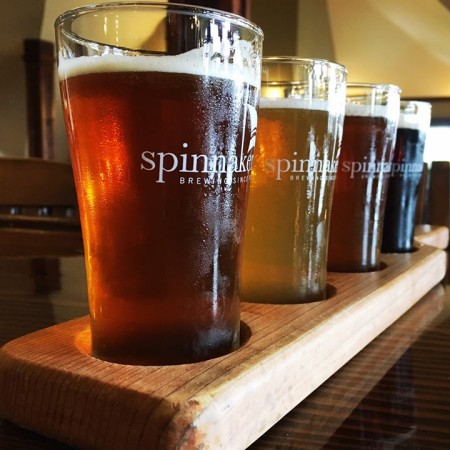 Spinnakers Taps Trio of Barrel Aged & Sour Beers