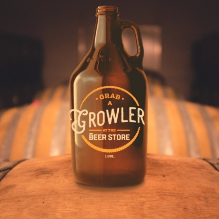 The Beer Store Launches Growler Stations at Two Toronto Locations