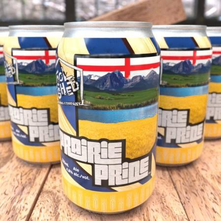 Tool Shed Releasing Prairie Pride All-Alberta Ale