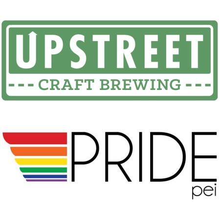 Upstreet Releasing Rainbrew Saison for Pride PEI Festival