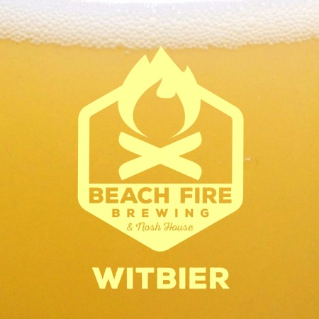 Beach Fire Witbier Now Available