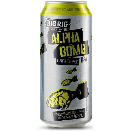 Big Rig Alpha Bomb Now Available at LCBO