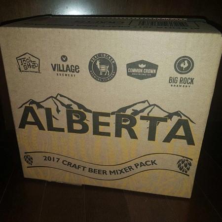 Craft Beer Importers Releases Alberta Craft Beer Mixer Pack
