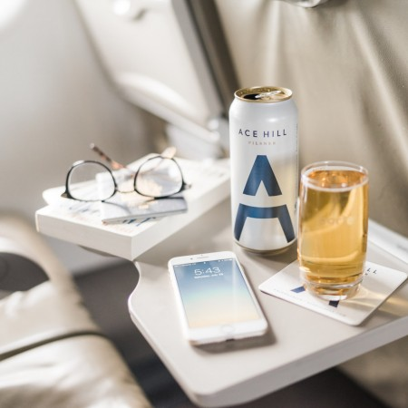 Porter Airlines Announces Partnership With Ace Hill Beer