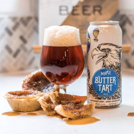 Sawdust City Maple Butter Tart Ale Returns