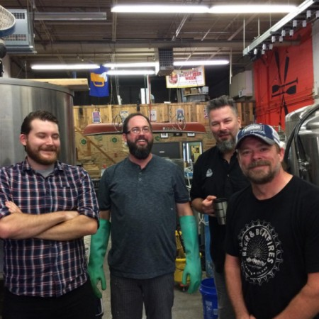 Town Brewery & 5 Paddles Brewing Releasing There Goes the Neighbourhood Belgian IPA