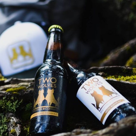 Two Wolves Brewing Releases First Two Brands in BC