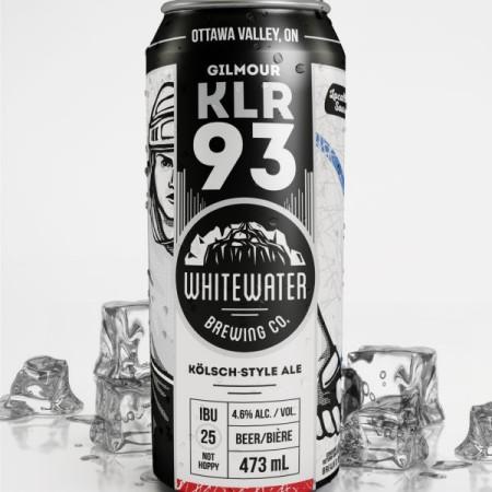 Whitewater Brewing & Doug Gilmour Launch KLR93 Kölsch