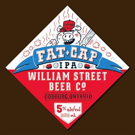 William Street Beer Co. & Cultivate Festival Releasing Fat Cap IPA