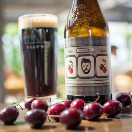 Beau's Brewing Brings Back Tom Green Cherry Milk Stout