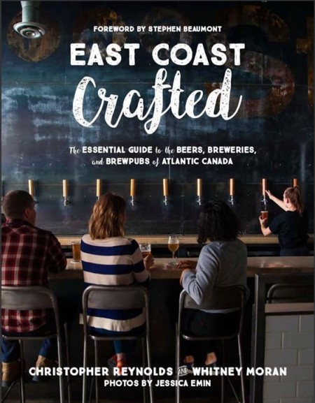"""""""East Coast Crafted"""" by Whitney Moran & Christopher Reynolds Out Next Month"""