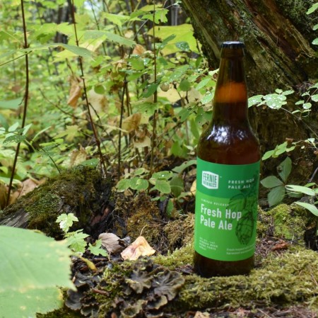 Fernie Brewing Fresh Hop Pale Ale Returns with Expanded Distribution
