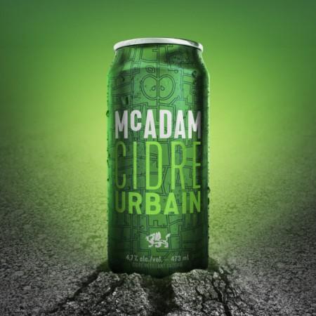 McAuslan Announces Launch of McAdam Urban Cider